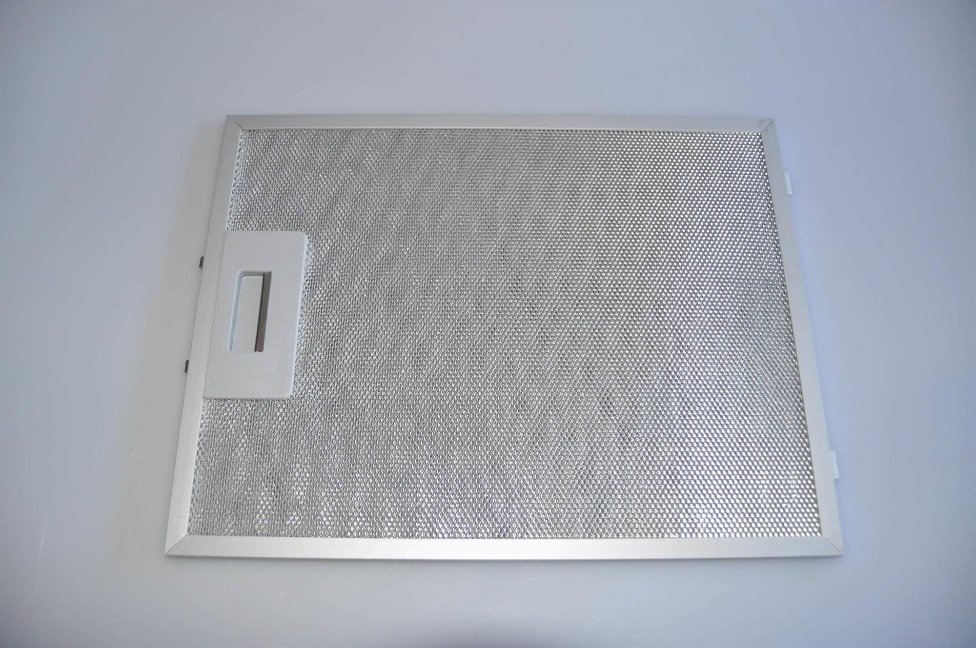 Metalfilter asko emhaette 320x245x7 mm fedtfilter for Hanseatic dunstabzugshaube