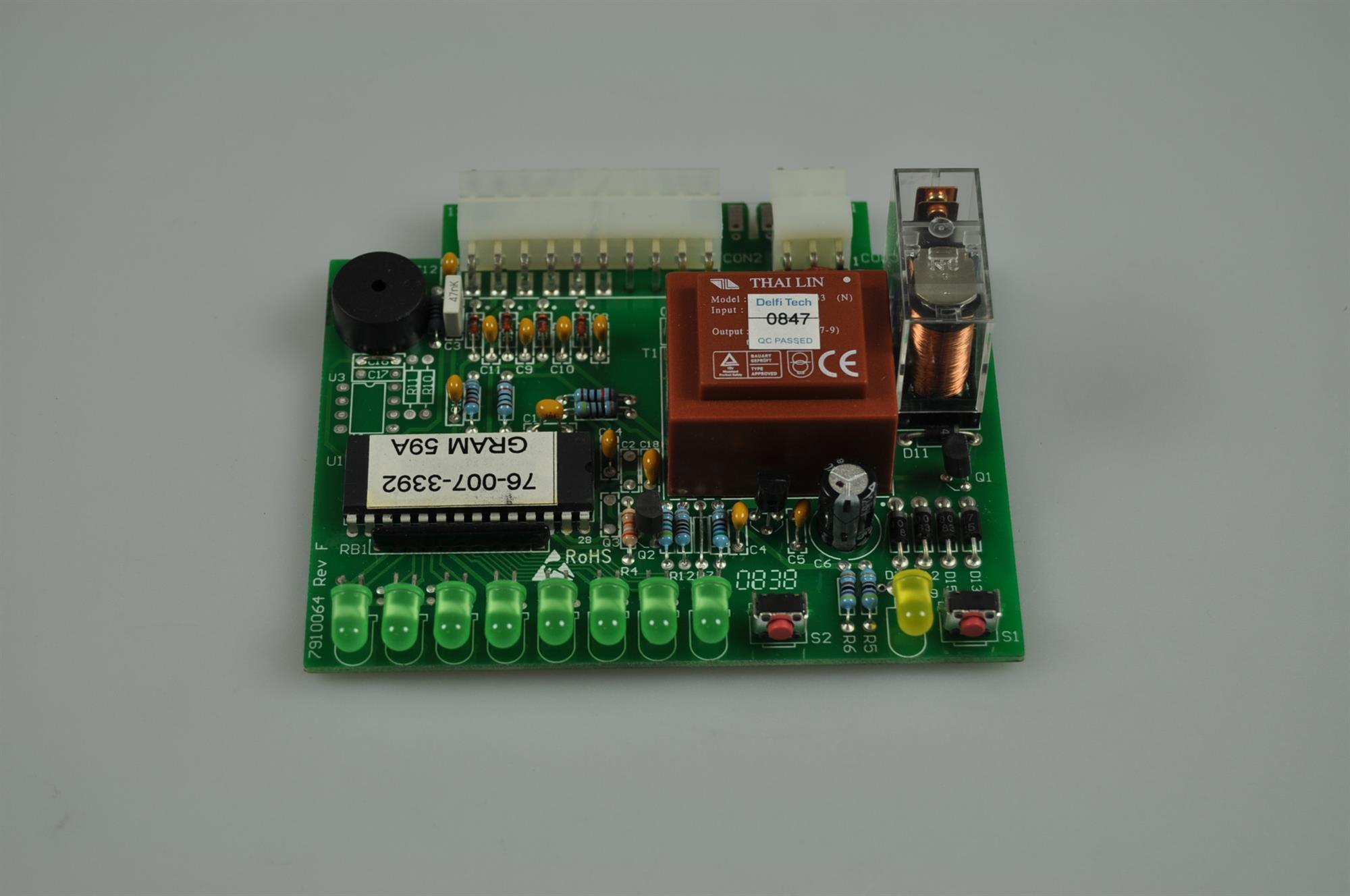 Alle nye Elektronisk termostat, Gram køl & frys MC39